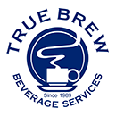 True Brew Coffee and Tea Logo